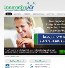 Innovative Air Review